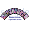 GO Wild Trading Stamps Collection